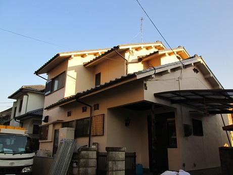 神吉邸工程写真 002