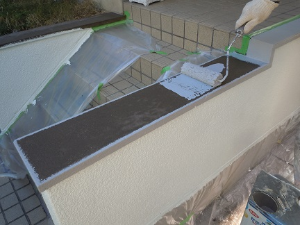 神吉邸塗装工事 071