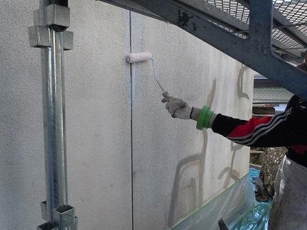 神吉邸塗装工事 001