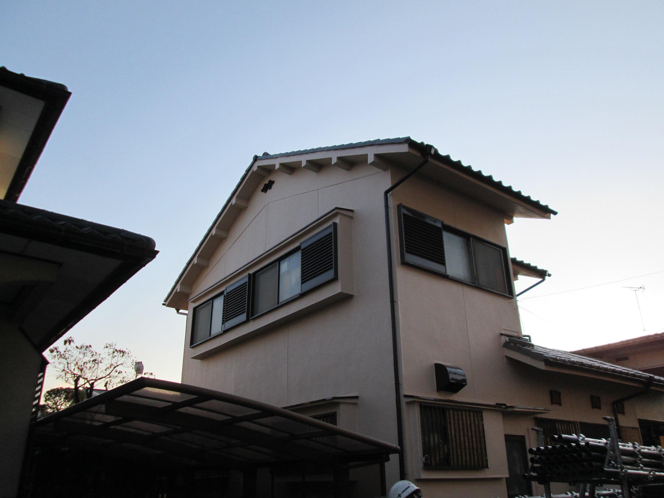 神吉邸工程写真 004